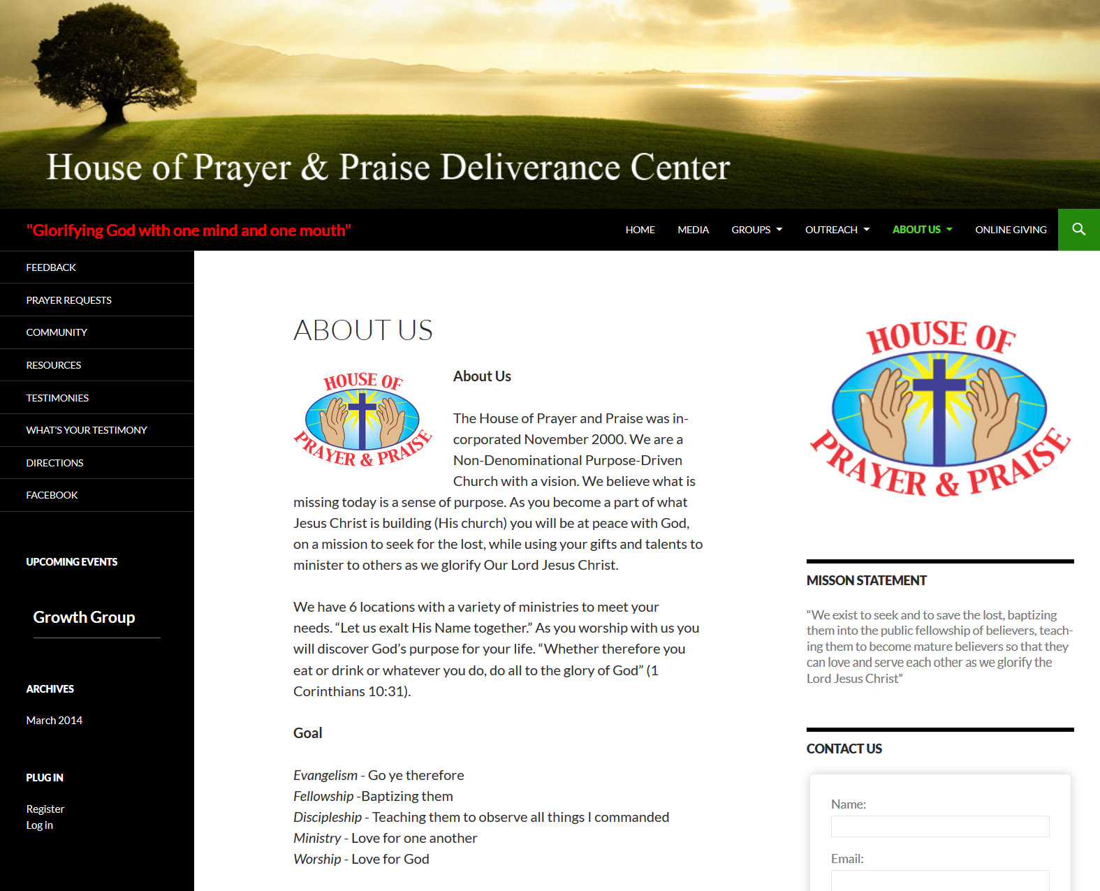House Of Prayer & Praise Orlando